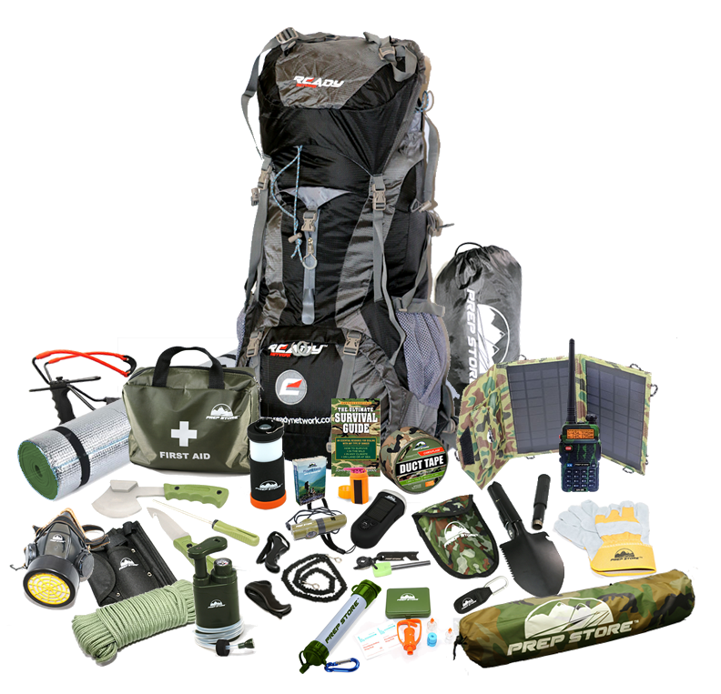 Emergency and Survival bugout bag