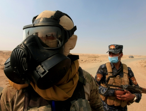 How To Prepare For Chemical Threats